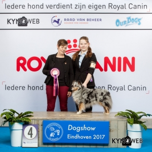 JH4 zaterdag Eindhoven 2017 Melissa Brandsma